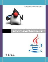Advanced-Java-Programming(pdf) - DOC SERVE