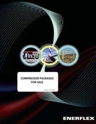 COMPRESSOR PACKAGES FOR SALE - Enerflex