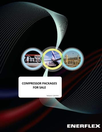 COMPRESSOR PACKAGES FOR SALE - Enerflex