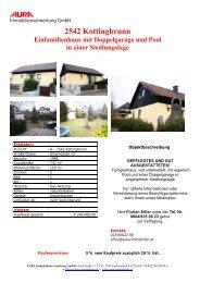 2542 Kottingbrunn Einfamilienhaus mit ... - Aura Immobilien