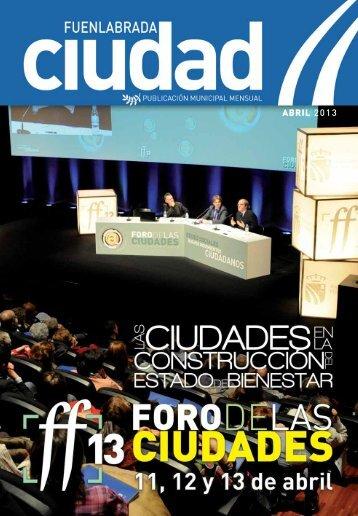 ABRIL 2013 - Ayuntamiento de Fuenlabrada