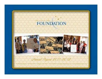 Annual Report 2011-2012 - Tri Delta