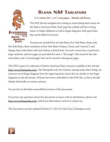 53-page PDF file - Flutopedia.com