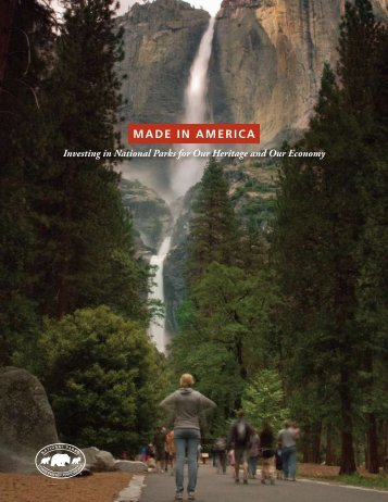 MADE IN AMERICA - National Parks Conservation Association