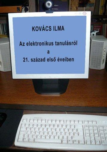 3. fejezet Az elektronikus tanulás - Országos Széchényi Könyvtár