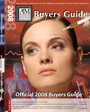 ANT Buyers Guide - Worldhealth.net