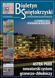 ASTRA-PARK nowatorski system grzewczo-chłodniczy
