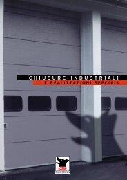 chiusure indusTriali - porte sezionali