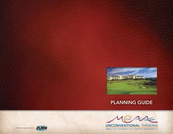 planning guide - Mechanical Contractors Association Northwestern ...