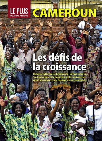 CAMEROUN - Jeune Afrique