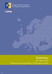 2011 ESPAD report