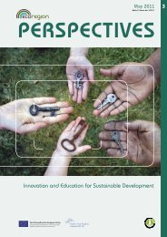 Innovation and Education for Sustainable Development - EcoRegion