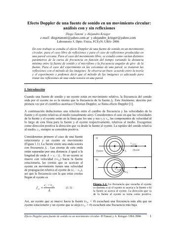 PDF EFECTO DOPPLER DE RESUELTOS EJERCICIOS