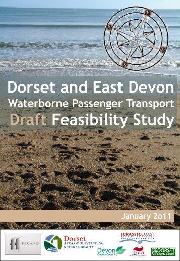 Waterborne Passenger Transport Draft Feasibility ... - Jurassic Coast