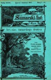 ÅUMARSKI LIST 7-8/1915