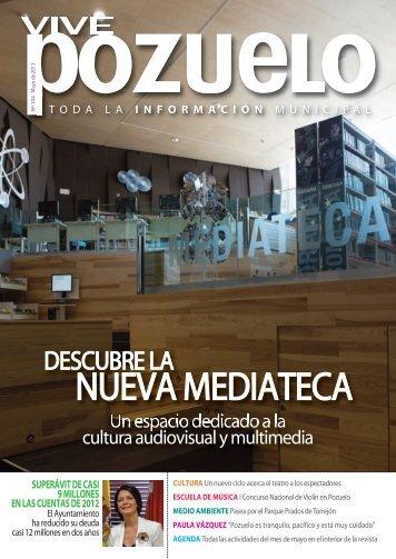 pOZUeLO - Ayuntamiento de Pozuelo de Alarcón