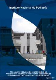 Programa de Educación sobre medidas de Prevención y Control de ...