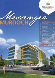 MURDOCH - St John of God Health Care
