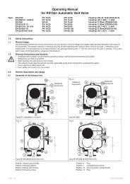 Operating manual - Rifox-Hans Richter GmbH