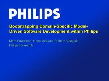 presentation slides - DSM Forum
