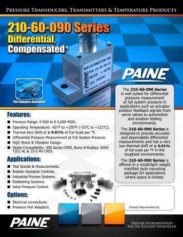 210-60-090 - Paine Electronics, LLC.