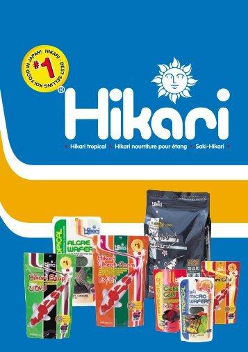 Alimentation Hikari - L'Oasis
