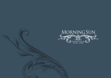morning sun xulury villas ho tram viet nam - Morning Sun Travel