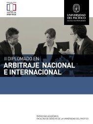 arbitraje nacional e internacional - lima arbitration