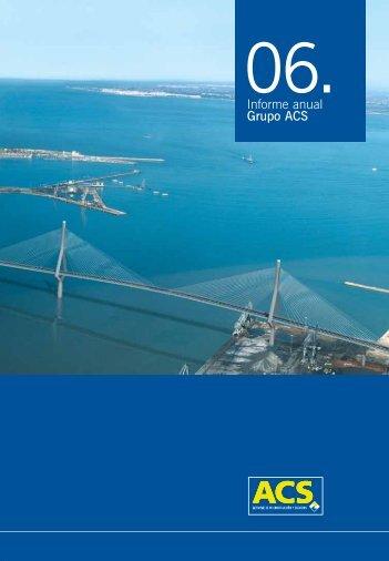 Informe Económico-Financiero - Grupo ACS