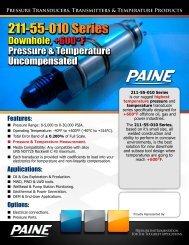 211-55-010 - Paine Electronics, LLC.