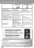 Download Pfarrbrief-2013-03.pdf - St. Joseph, Siemensstadt - Page 6