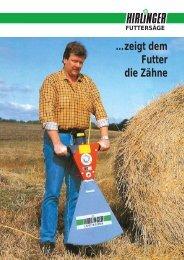 futtersäge - Hirlinger Landtechnik