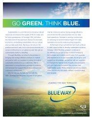 go Green. think Blue. - Sonepar USA