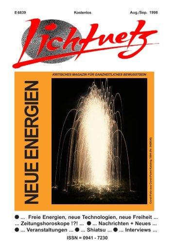 NEUE ENERGIEN - esoterik-esoterik.de