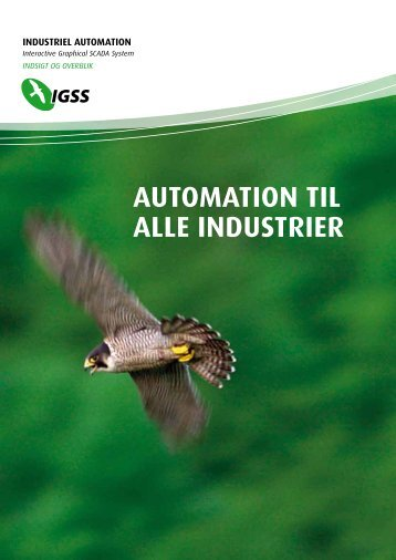 AUTOMATION TIL ALLE INDUSTRIER