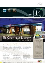 Te Kauwhata Library - Waikato District Council