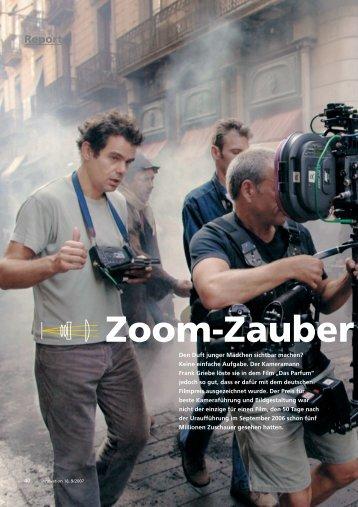 Zoom-Zauber - Carl Zeiss