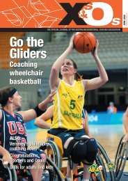 June - Basketball Australia