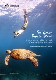 The Great Barrier Reef - Tourism Australia