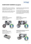 KOMPAKT vėdinimo įrenginiai - komfovent - Page 5