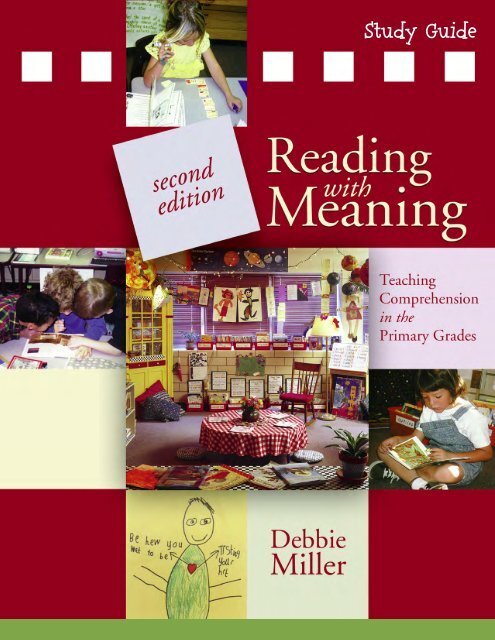 Reading with Meaning - Stenhouse Publishers