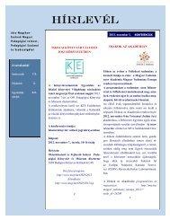hirlevel-2012-11-05 .pdf - Jász-Nagykun-Szolnok Megyei ...
