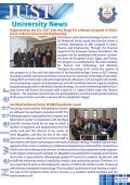 JUST Newsletter March Issue - Page 6