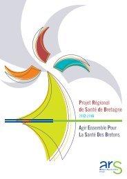 Agir Ensemble pour la la Santé des Bretons - ARS Bretagne