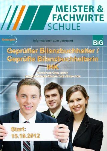 Informationen zum Lehrgang - BiG