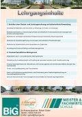 Informationen zum Lehrgang - BiG - Seite 6
