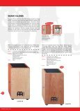 wood bongos - Meinl Percussion - Page 6