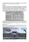 General Visitors Information for Ulaanbaatar - Page 3