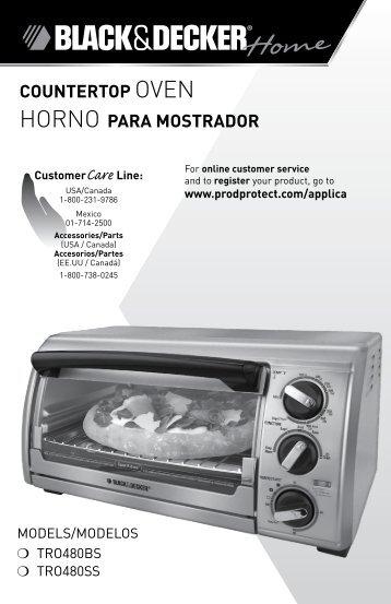 Countertop OVEN HORNO para Mostrador