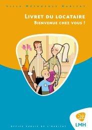 Livret du locataire 2011.pdf - Lille Métropole Habitat